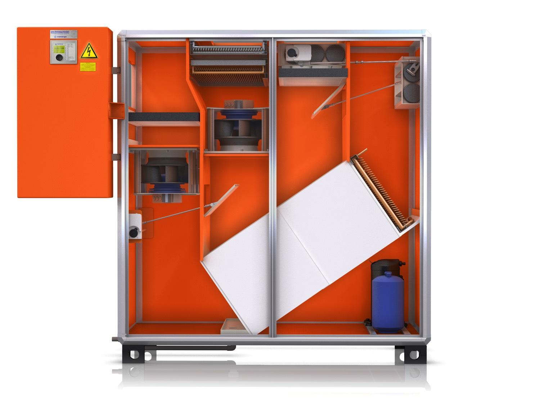 ThermoCond - 29 - klimatizacija zasebnih bazenov z integrirano toplotno crpalko
