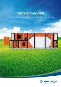 Menerga Katalog 2016 - Klimatizacija, Klimatske naprave, prezračevanje, ogrevanje, hlajenje, energetske rešitve Menerga