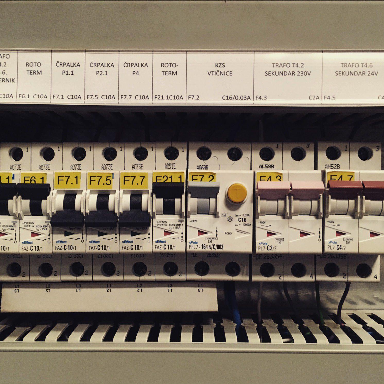 Avtomatizacija-zgradb-elektro-omarica