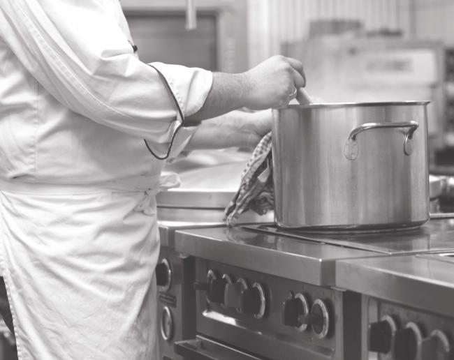 Prezračevanje kuhinj - prezračevalni stropi kuhinj