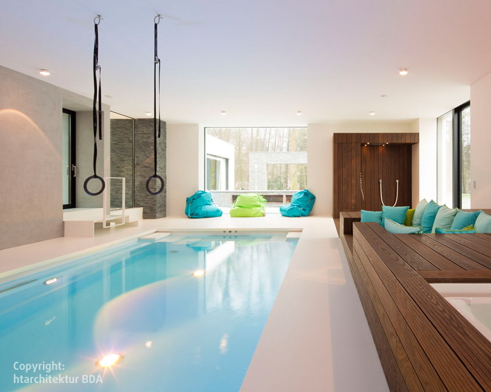 Klimatizacija in prezracevanje zasebnih bazenov_Privatni_bazen_Muensterland