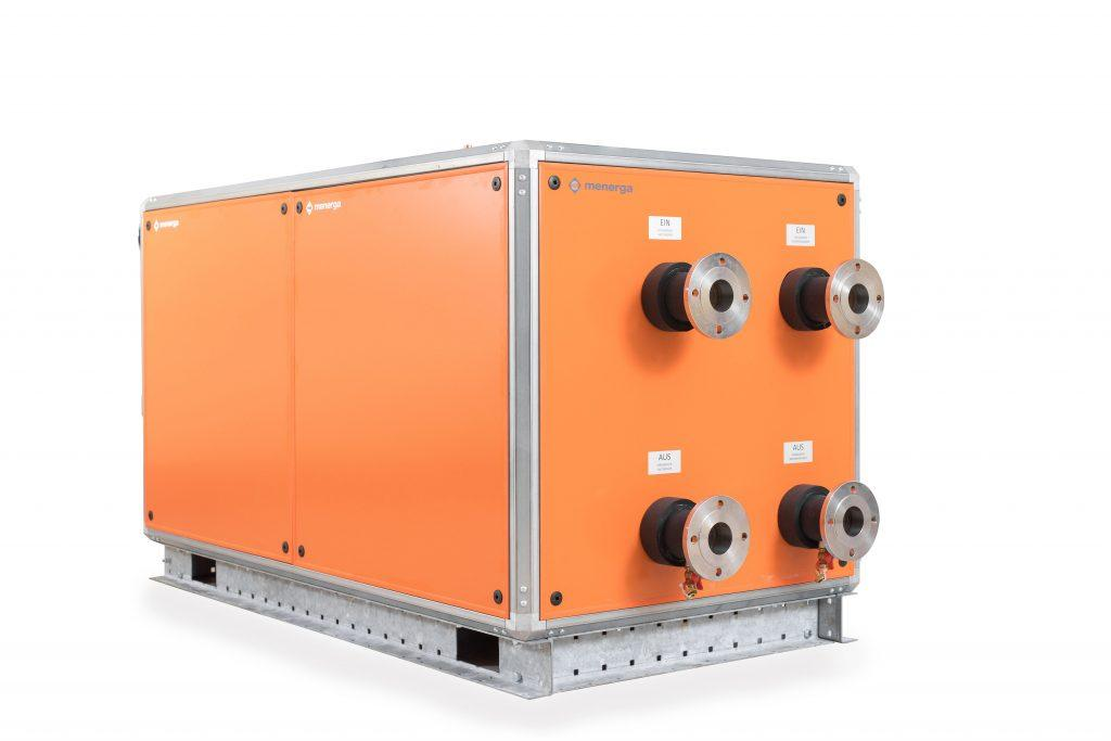 Rewatemp_Toplotna črpalka in hladilni agregat v eni kombinirani napravi