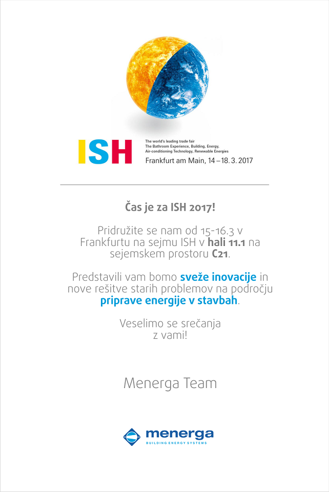 sejem ISH 2017