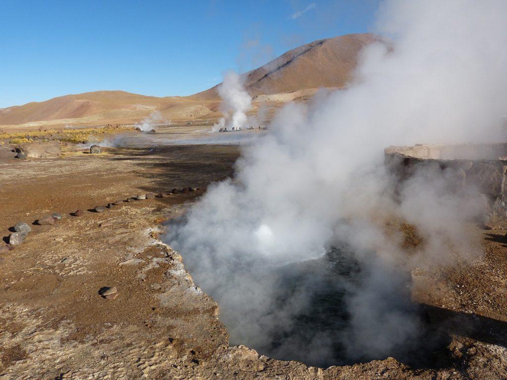 Obnovljivi viri - geotermalna energija
