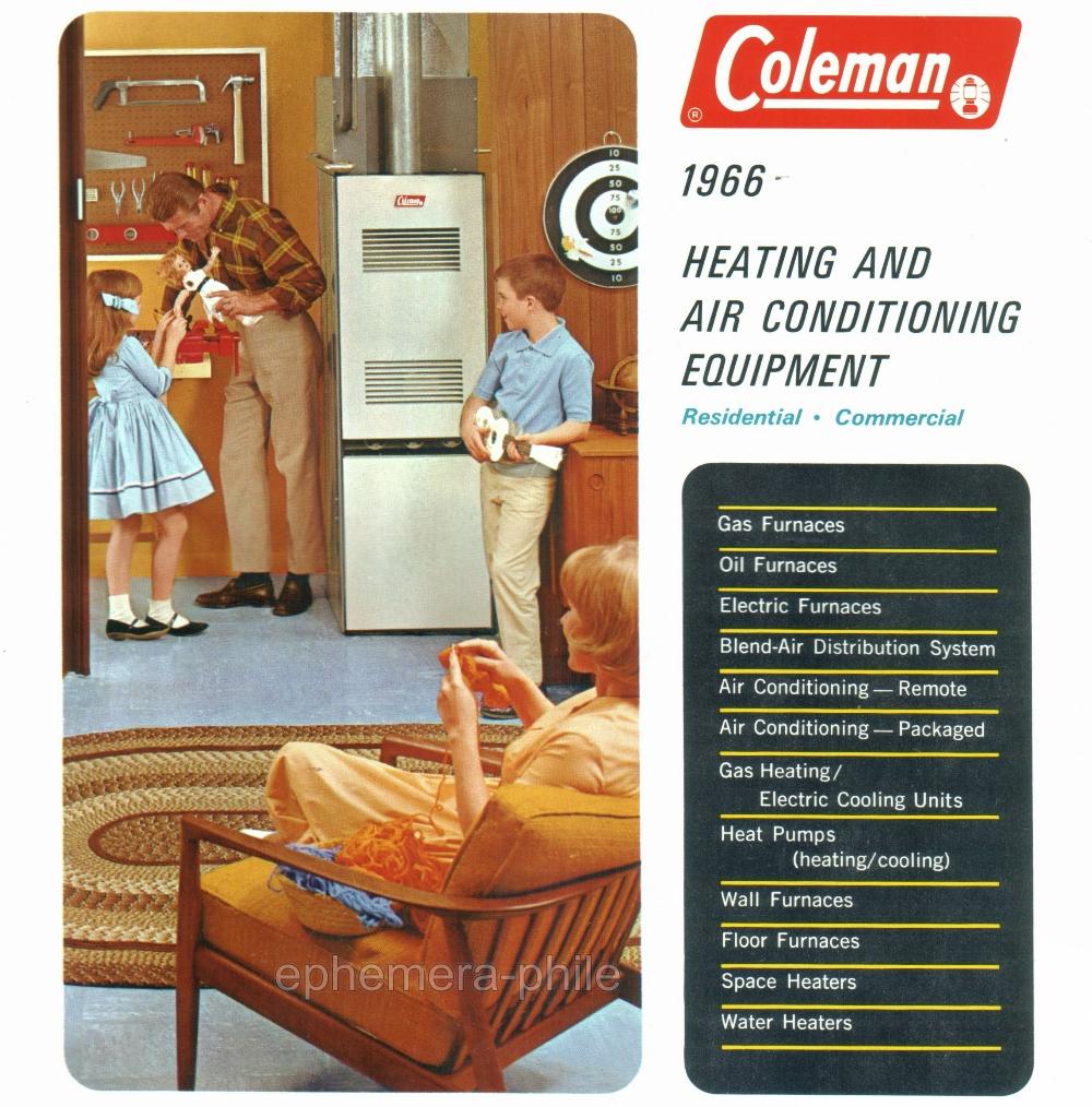 Zgodovina klimatizacije
