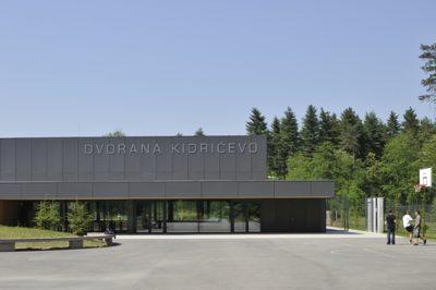 Športna dvorana Kidričevo