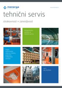 Tehnicni Servis klima naprav - Menerga