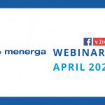 Menerga Webinarji - April 2020