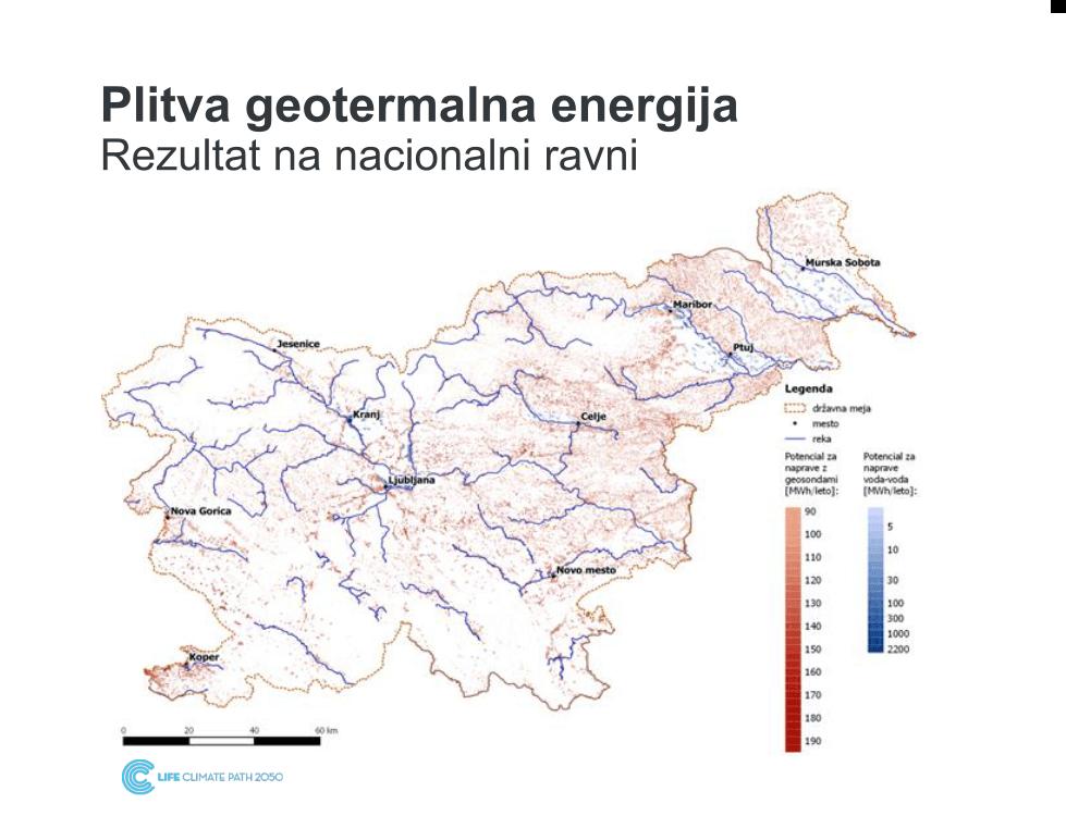Plitva geotermalna energija v Sloveniji